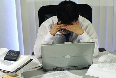Stress und Migräne