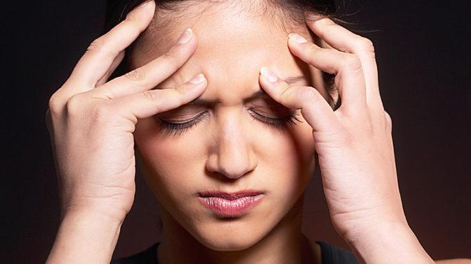 Typische Anzeichen für Migräne